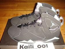 Nike Air Jordan 7 RETRO Size 12 CHAMBRAY 304775-042 BIN MIRO BORDEAUX C