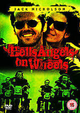 Hells Angels On Wheels DVD Jack Nicholson UK Film Release New Movie Sealed R2