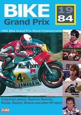 BIKE GP 1984 DVD. 208 Min. Eddie Lawson, Randy Mamola, Raymond Roche DUKE 4765NV