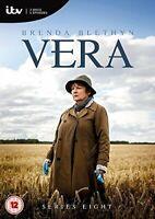 Vera Series 8 [DVD] [2018] [DVD][Region 2]