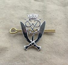 Original 7th Duke Of Edinburghs Own Gurkha Rifles Cap Badge - Maker Marked