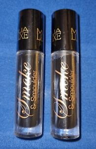 X2 MUA LUXE - Smoke & Smoulder Eye Primer - sealed - free p&p - L@@K