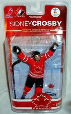 Sidney Crosby NHL Hockey Team Canada Figure MIB McFarlane Toys 2010 Olympics