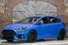 2016 Ford Focus RS Nitrous Blue 1k miles Clear Bra Loaded