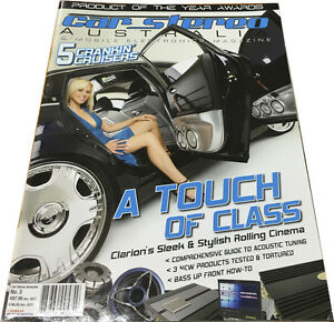 Car Stereo Australia and Mobile Electronics Magazine - Car Audio