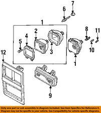 GM OEM Headlight Head Light Lamp-Sealed Beam Screw 15722032