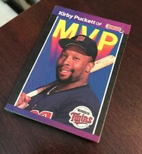 1989 Donruss Baseball  MVP Cards  * Pick Your Card * $.99 cents