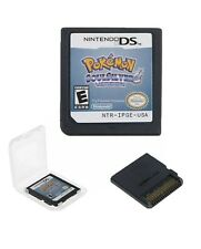Pokemon Soul Silver Version Game Card for Nintendo DS NDS NDSi NDS US Version