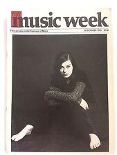 MUSIC WEEK MAGAZINE   30 OCTOBER 1993  TAKE THAT      LS