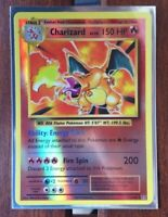 Pokemon Card  CHARIZARD  REVERSE HOLO RARE  Evolutions 11/108 **MINT**