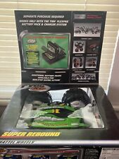 Vintage 1999 Tyco Super Rebound 4x4 RC Car 27mhz With Controller See Pics