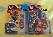 Tech Deck Real Skateboards Lot of 2 New