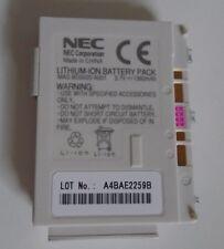 NEW Genuine NEC e616 e616v c616 Battery EXTRA CAPACITY 1360mAh MAS-BD0020-A001