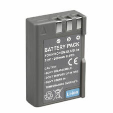 EN-EL9 Battery 1200mAh For Nikon D60 D40 D40x D3000 D5000