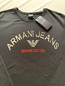 BNWT Armani t shirt long sleeve