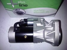 Pour s'adapter NISSAN CABSTAR & ATLEON 3.0 D TD TDI DIESEL Nouveau Chuut + Line starter motor