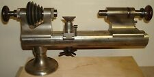 Levin 8mm Watchmakers Lathe with Collet Holding Tailstock