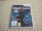 The Hardy Boys The Hidden Theft für Nintendo Wii und Wii U *OVP*
