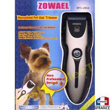 TONDEUSE SANS FIL SPECIALE POUR toilettage canin ANIMAUX chien chat, POIL LONG