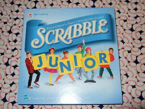 Scrabble Junior Edition Replacement Pieces & Parts 1999 Milton Bradley