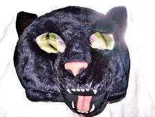 DanDee Collectors Choice Big Greeter Heads Black Panther Head Mask Accessory EUC