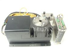 Isel RF1 Rotary Indexing Table 260243, ESR Servomotor & TrioDrive D/AS Drive CNC