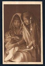 AK - LEHNERT & LANDROCK - Nr. 120 - La jeune mère - HAREM - AFRIKA - MAGHREB