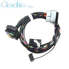1 Satz Mikrofon Und Kabelbaum Bluetooth Kabel Modul Adapter Für VW RNS510 Radio
