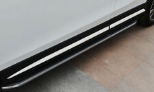 Chrome Side Door Body Molding Cover Trim 4pcs For Mitsubishi Eclipse Cross 18-19