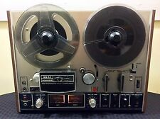 Working VTG 1973 Akai Japan 4000DS Reel to Reel Stereo 3 Head Player Recorder
