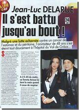 Cut de Presse Clipping 2012 - Jean Luc Delarue - (3 Pages)