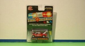 Ford 1999 F-350 Tow Truck N.Y. Fire Dept. 1:64 scale Racing Champions Limited
