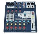 Soundcraft Notepad-8FX Console de mixage analogique avec USB I/O