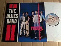 THE BLUES BAND - READY - LP - GERMANY 1980