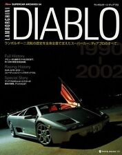 [BOOK] Lamborghini Diablo 6.0 VT SE30 Jota SV GT GTR SE35 SVR GT1 GT2 Roadster