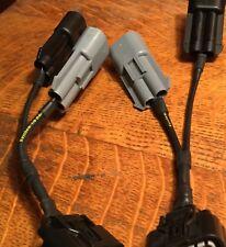 2003-12 Honda Accord to Retrofit OEM Jewel Eye LED headlight adapter harness