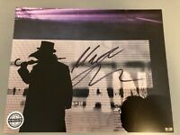Authentic Pro Wrestling Crate signed ROH Villain Marty Scurll 8x10 photo AEW NWA