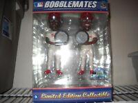 Philadelphia Phillies Jimmy Rollins and Ryan Howard Dual MVP Bobblehead