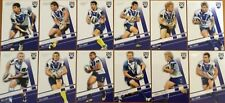 2012 NRL SELECT DYNASTY CANTERBURY BULLDOGS TEAM SET 12 CARDS