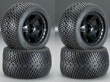 "Pro-Line 1177-11 Road Rage 3.8"" Mounted Front / Rear Street Wheels / Tires (4)"