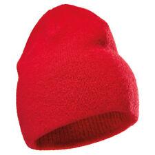 PFANNER Wollfilzhaube rot Mütze Wolle Kappe Cap Wollfilz Winter Kopfbedeckung