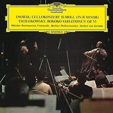 """Dvorák: Cello Concerto In B Minor, Op.104, B. 191/ Tchaikovsk (NEW 12"""" VINYL LP)"""
