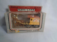 Vintage 1983 Lledo Models Days Gone Windmill Bakery Horse Drawn Wagon / Carriage