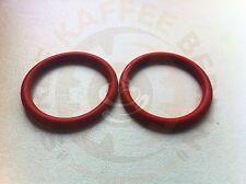 2 x O-Ring für den Kolben der DeLonghi Brühgruppe 35x4