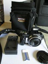 Sony Cyber Shot DSC-H3 8.1 Megapixels Digital Camera 10x Zoom Bundle