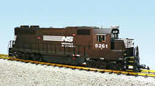 USA Trains G Scale GP38-2 Diesel Locomotive R22214 Norfolk Southern black