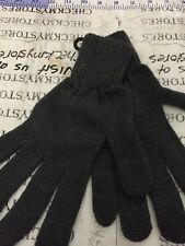Unisex Winter Everyday Gloves 100% Acrylic Knit Covington One Sz Fits Most