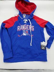 NHL NEW YORK RANGERS Men's Large Hoodie/Sweatshirt NEW NWT 11-01