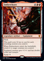 Embercleave - Foil x1 Magic the Gathering 1x Throne of Eldraine mtg card