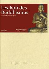 Encyclopedia of the Buddhism Grundbegiffe / Traditions CD Digital Library no. 48